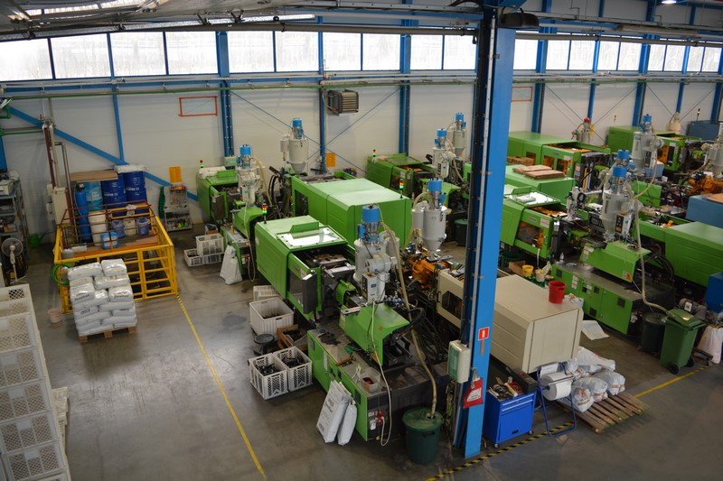 Zdjęcie z galerii Comprehensive injection moulding services